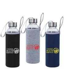 Aqua Pure Glass Bottles