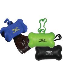 Dog Bone Clean-Up Bag Dispensers