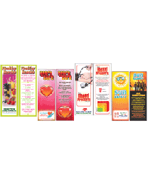 Health Care Bookmarks