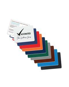 1 Pocket Oversized Vaccine Card Holder