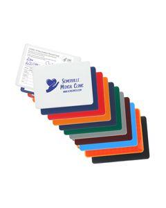 1 Pocket Standard Vaccine Card Holder
